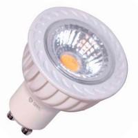 Lampadine dimmerabili LED Cob GU10 3000K 6W 460LM 50º