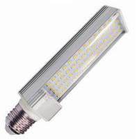 Lampadina 52 LEDs E27 11W 4200K 1000LM 120º