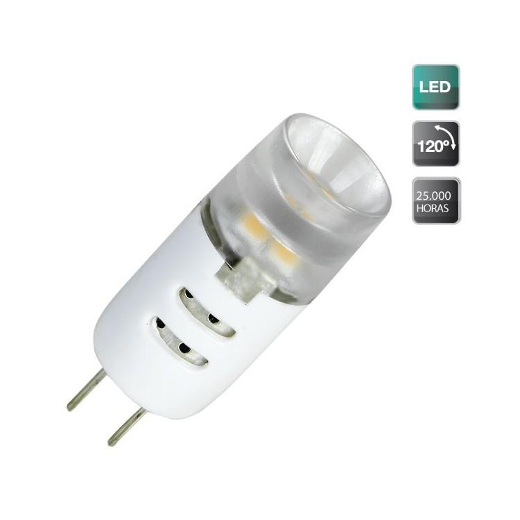 Lampadine LED G4 1,5W 110lm 3000K 120º