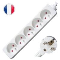 Multipresa elettrica 5 posti