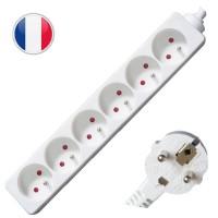 Multipresa elettrica 6 posti