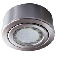 Faretto LED a incasso e superficie 3W 285LM 3000K