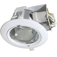 Mini-downlight da incasso tondo, Bianco