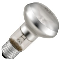 Scatola 10 lampadine alogene E27 ECO R63 42W 630lm