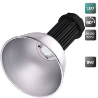Campana industriale LED 120W 10800lm 5500K