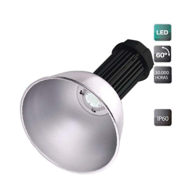 Campana industriale LED 120W 10800lm 5500K