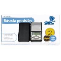 Bilancia digitale portatile ad alta precisione max. 100g