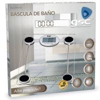Alta precisione di scala di bagno fino a 150 kg.
