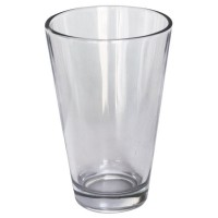 Scatola da 6 bicchieri lisci in vetro
