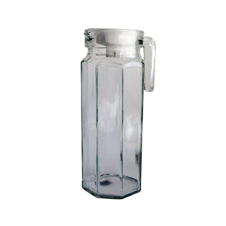 Ingrosso utensili da cucina caraffa da 1 1l in vetro for Ingrosso utensili da cucina