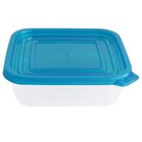 Set da 4 contenitori per alimenti in plastica 300ml