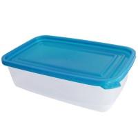 Set da 3 contenitori per alimenti in plastica 700ml