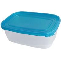 Set da 2 contenitori per alimenti in plastica 2500ml