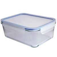 Contenitore per alimenti ermetico in vetro 1600ml
