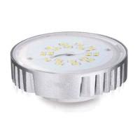 Lampada LED tipo pastiglia GX53 7W 500lm