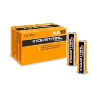Set 10 unità pile alkalina Duracell Procell LR6 (AA)
