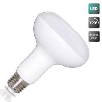 Lampadine LED riflettore 900lm R90 9W E27 3000K Luce calda