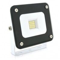 Proiettore LED ultrasottile 10W 800lm 6000K