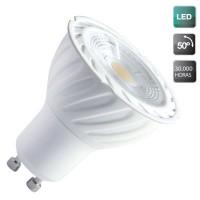 Lampadine LED SMD GU10 8W 556lm 4200K