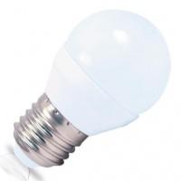 Lampadina LED standard E27 7W 650lm 4200K 200º