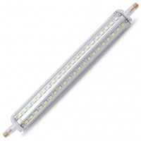 Lampadina LED lineare R7s 15W 1400lm 4200K 360º 189mm