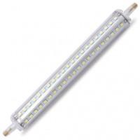 Lampadina LED lineare R7s 15W 1400lm 6000K 360º 189mm