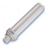 Scatola 10 lampadine basso Consumo PLC 26W G24q- 3/4 6400K