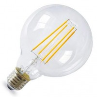 Lampada Serie Oro decorativa globo G95 LED 4W E27 1800K