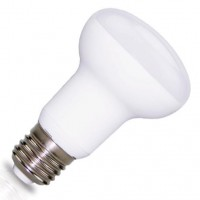 Lampada riflettore R63 LED 8W E27 6000K