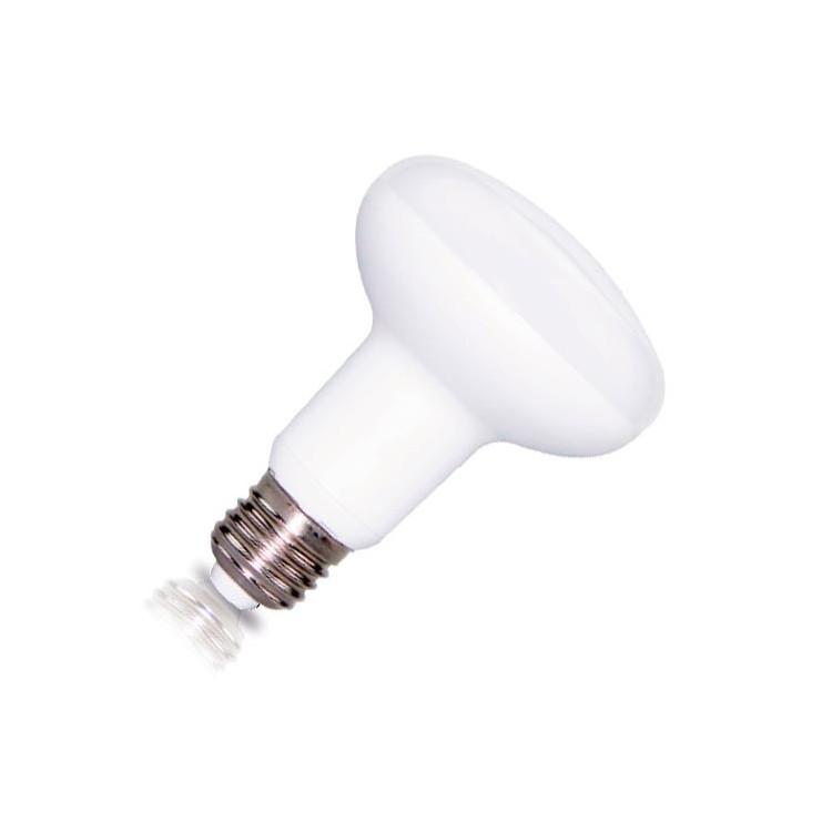 Lampada riflettore R80 LED 10W E27 6000K