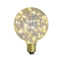 Lampada Starlight decorativa globo G95 LED 2W E27 3000K