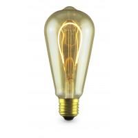 Lampada Decoloop decorativa LED 4W E27 2000K