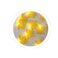 Estrellas doradas 1,5M 2xAA...