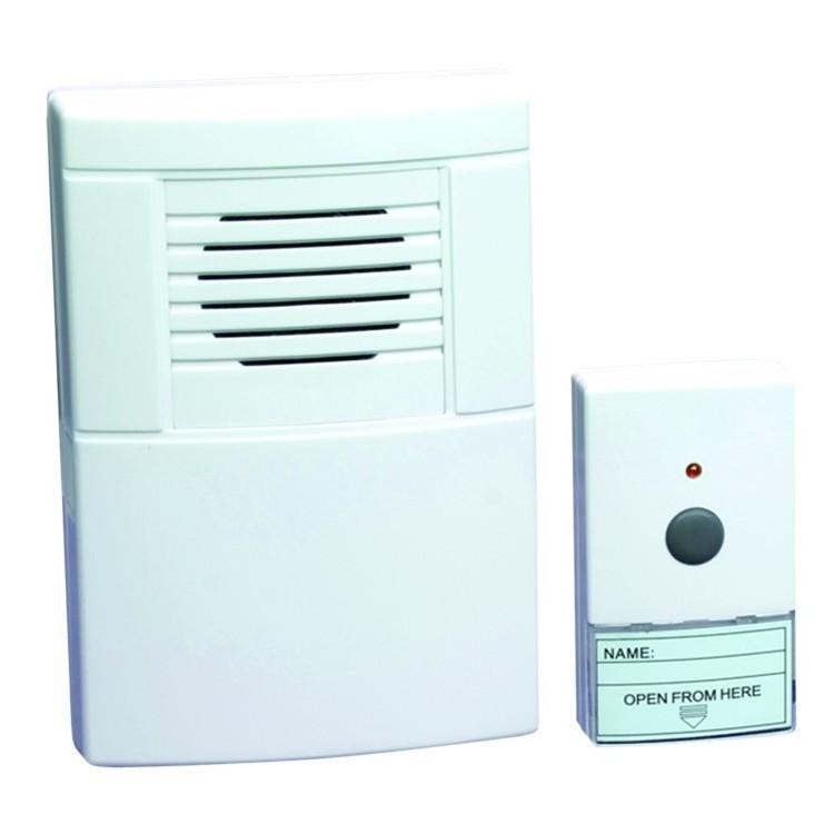 Campanello senza fili wireless, controllato ad una distanza di 50-80 mt.