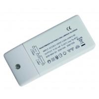 Trasformatore elettronico 12V, 20-60W.