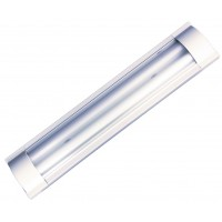 Lampada sottopensile con 2 tubi fluorescente T8, 2x36W 1246mm